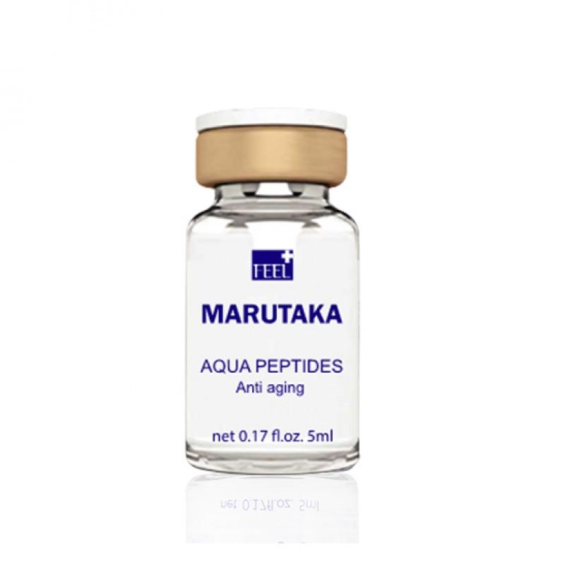Набор ампул с полипептидами Aqua Peptides 10 шт - купить в Москве