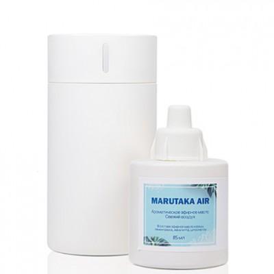 Аромадиффузор и эфирное масло Свежий воздух